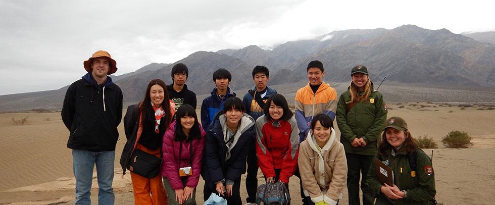 SSH米国海外研修2015