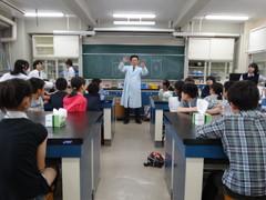 OC化学実験体験