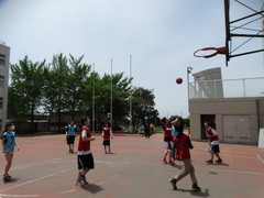 OCバスケット部体験