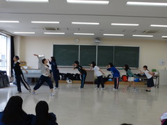 OC演劇部体験