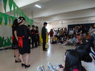 文化祭 コモンスペース