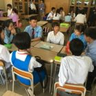 マレーシア高校生と国際交流が行われました