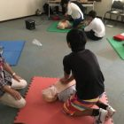 高校生保健委員が「救命救急講習会」に参加