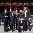SOSEP英国留学生が「東京研修」を行いました