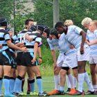 中学ラグビー部 フランスチームと国際交流試合を実施