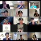 高校バドミントン部が世界チャンピオン 渡辺勇大さんとWeb懇談会を実施