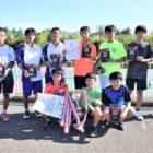 中学テニス部 茨城県新人戦団体戦で男子優勝・女子準優勝