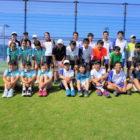 中学テニス部が「北関東私立中学校 テニス大会」で男女アベック優勝!