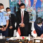 インドネシアSMAプラディタ・ディルガンタラ高校と姉妹校提携調印を実施